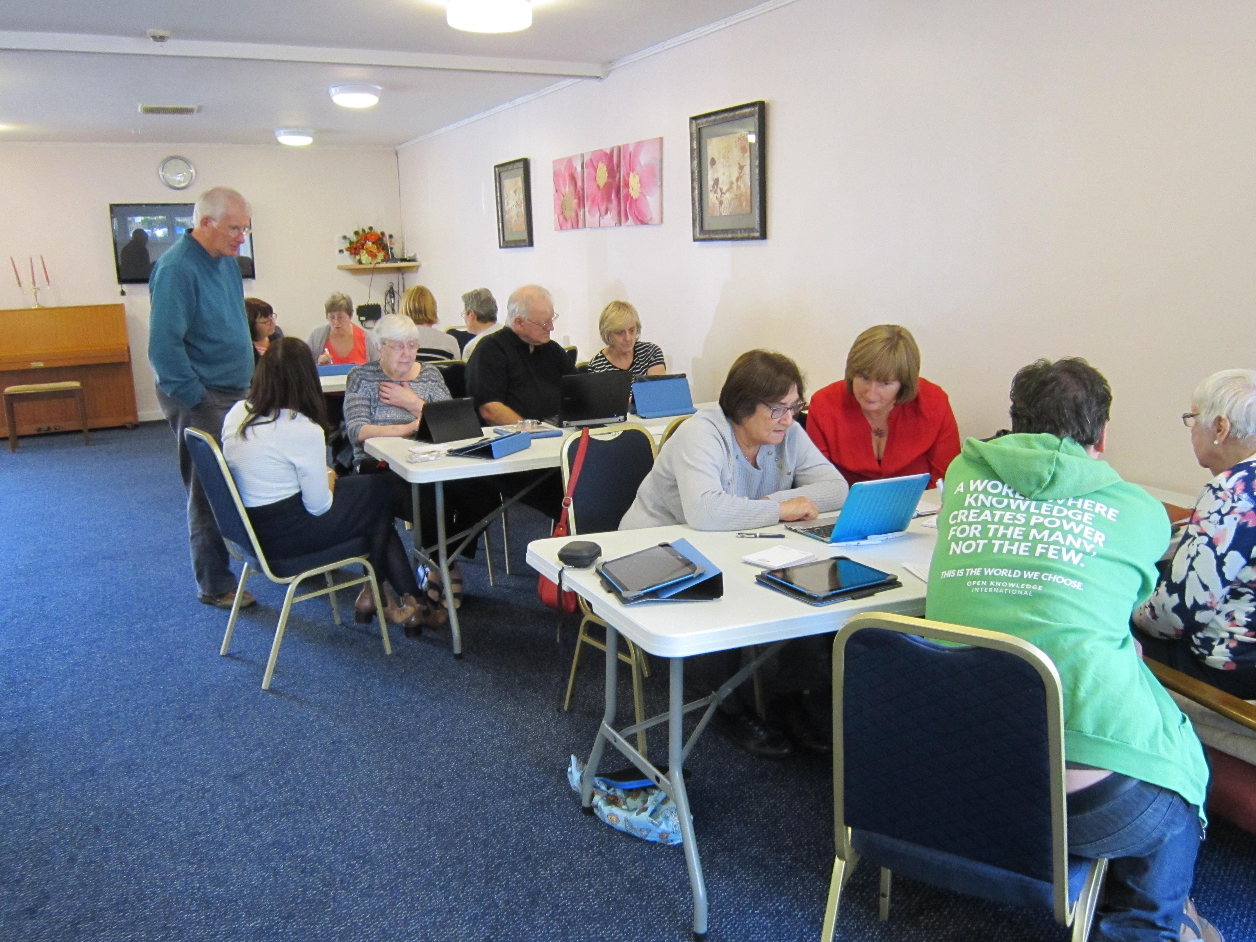 colinton computer club